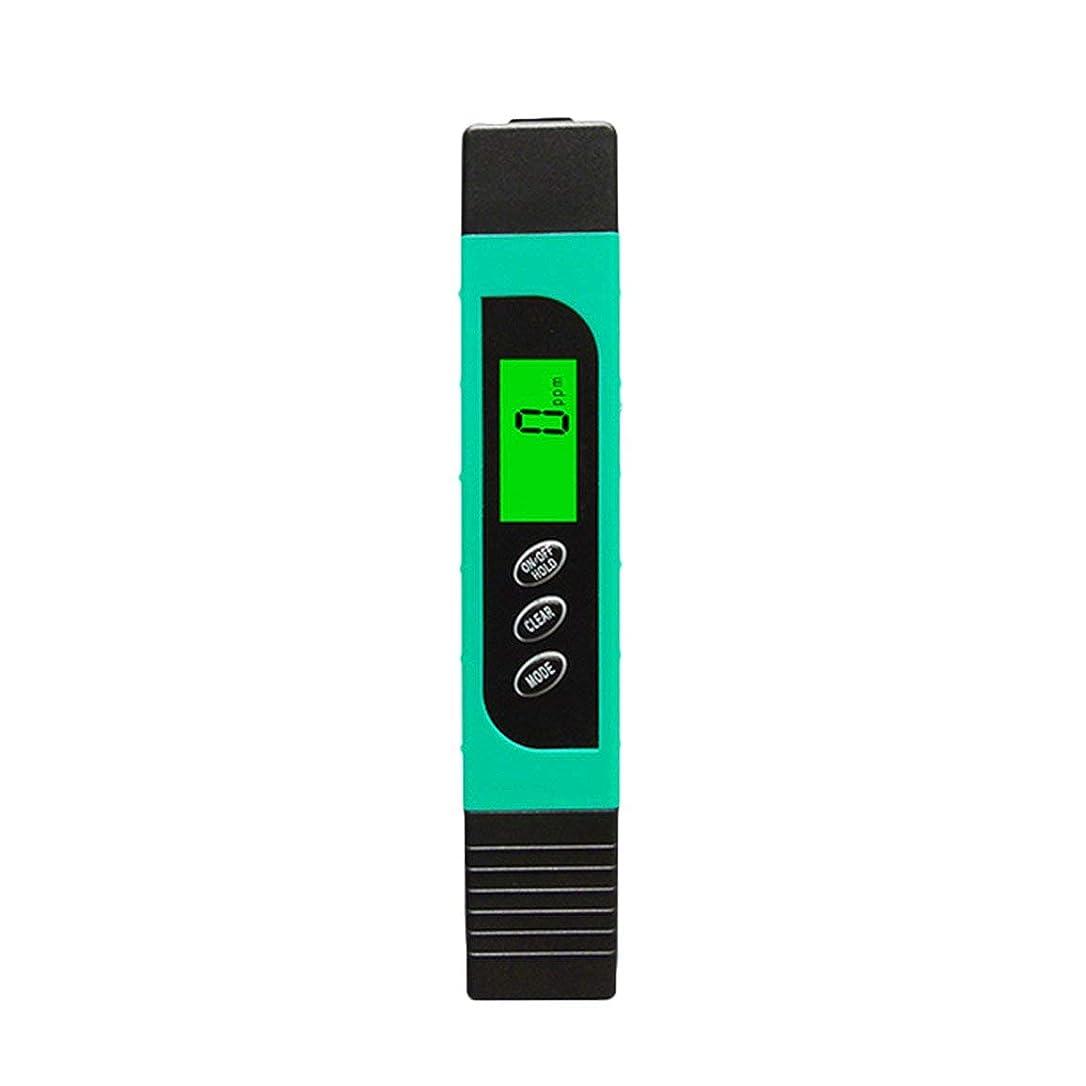 同様の恐ろしい冷蔵庫多機能TDSメーターテスターポータブルデジタルペン0.01高精度フィルター測定水質純度テストツール - ブルー