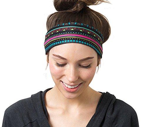 RiptGear Headband - Tribal Black