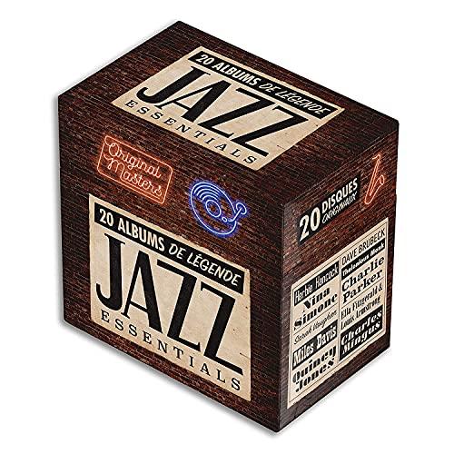 Box Jazz 20 CD Essentiels