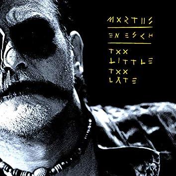 Too Little Too Late (En Esch Remix)
