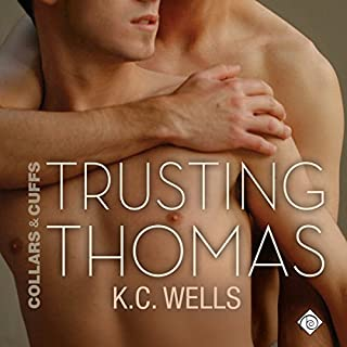 Trusting Thomas audiobook cover art