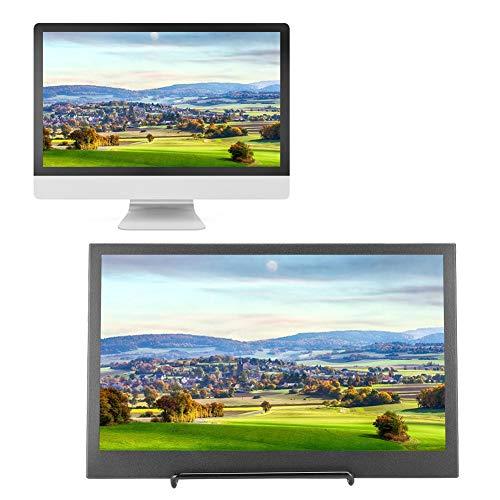 HDR-monitor, 11,6 inch schermweergave Draagbare HDR HD High-Definition HDMI-monitor voor PS4-computer, IPS-scherm, resolutie tot 1920x1080, volledige kijkhoek, Geweldig vakmanschap