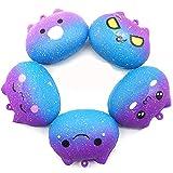 Kindertag Geschenk Zappeln Spielzeug Squishies Galaxy Kitty Slow Steigende Cartoon Sahne Duft Stress...