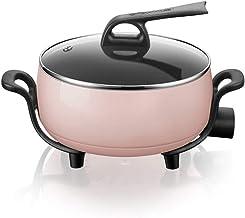 KAIXIN Casserole Électrique, Cuisinière Électrique Multifonction Domestique Wok Électrique, Marmite De Barbecue, Pot De Cu...