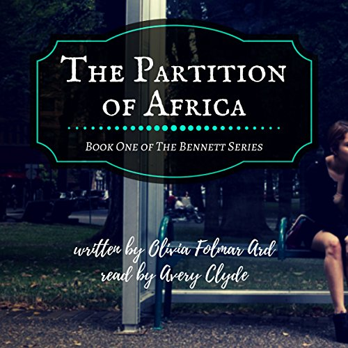 The Partition of Africa audiobook cover art