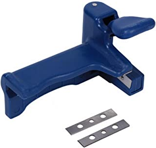Tail Trimmer Veneer Edge Trimmer, Edge Banding Cutter Plastic PVC Plywood Melamine Wood Manual Edge Banding Machine Tail Trimming Woodworking Tool
