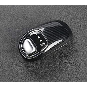Color : Red Car Gear Shift Knob Decoration Stickers Accessories Fit For Jeep Grand Cherokee 2014 2015 Fit For Chrysler 300C 2012 2013 2014