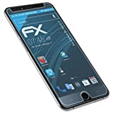 atFolix Schutzfolie kompatibel mit Ulefone Be Touch 3 Folie, ultraklare FX Bildschirmschutzfolie (3X)