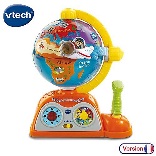 VTech–197805–Lumi Globe interactiva
