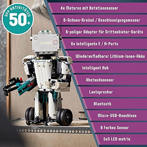 LEGO 51515 Mindstorms Roboter für Kinder, Kids und Jugendliche (neu, 2020) - 3