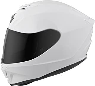Scorpion EXO-R420 Helmet (X-Large) (White)