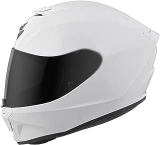 Scorpion EXO-R420 Helmet (Medium) (White)