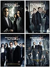 Person of Interest : Complete Seasons 1- 4 Collection (2015, 24-Disc, DVD Bundle)
