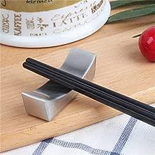 Chopsticks - Stainless Steel Chopsticks Holder Chinese Style Ingot Type Tableware Chopstick - Ceramic Brass Spoon Titanium Japanese Shui Chinese Chopstick Gold Feng Wood Bullion Sushi Rest Ingot