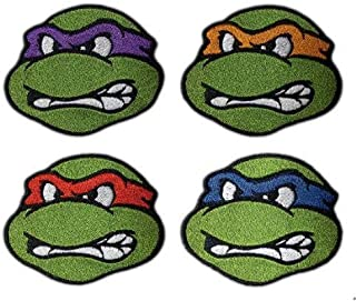 Best ninja turtle applique Reviews