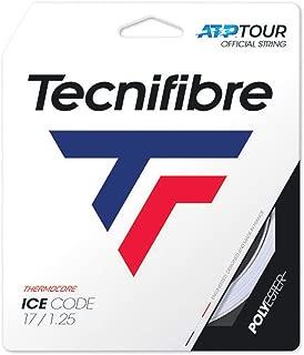 Tecnifibre Ice Code White Tennis String ()