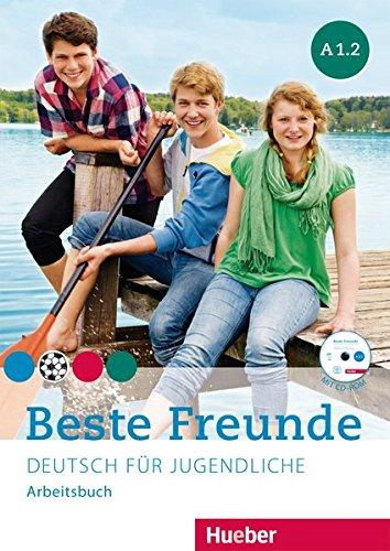 Beste Freunde A1: Deutsch für Jugendliche.Deutsch als Fremdsprache / Paket Arbeitsbuch A1/1 und A1/2 mit 2 CD-ROMs