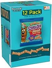Keebler Scooby-Doo! Baked Cinnamon Graham Cracker Sticks 12-1 oz. Bags