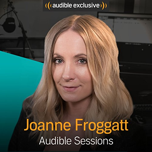 Joanne Froggatt audiobook cover art