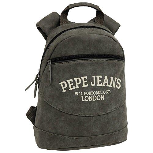Pepe Jeans Graves Rucksack, 9 Liter, Grau
