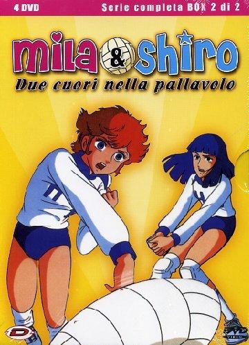 Mila & Shiro - Due cuori della pallavoloEpisodi30-58