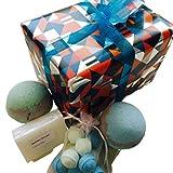 Be-Creative Juegos de regalo para bombas de baño, regalo hecho a mano, regalo de Navidad o cumpleaños (niños a hombres)