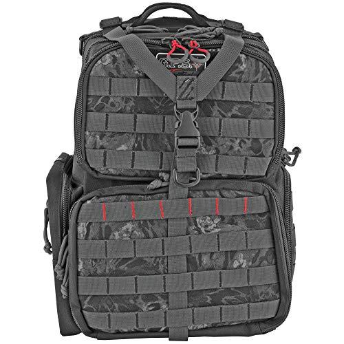 G OUTDOORS, INC. GPS-T1612BPPMB TAC Range Backpack Blackout