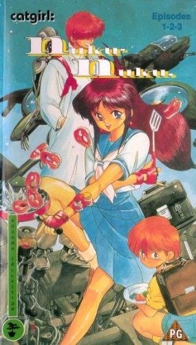 Catgirl Nuku-Nuku