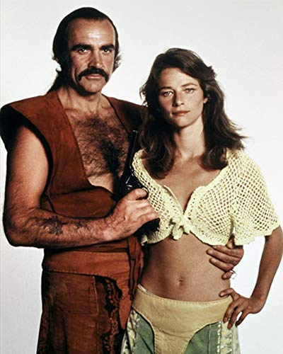 Zardoz Featuring Sean Connery, Charlotte Rampling 11x14 Photograph