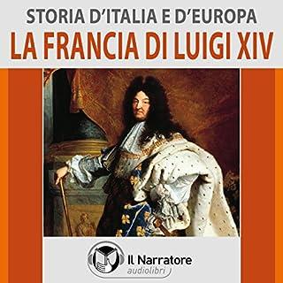 La Francia di Luigi XIV copertina