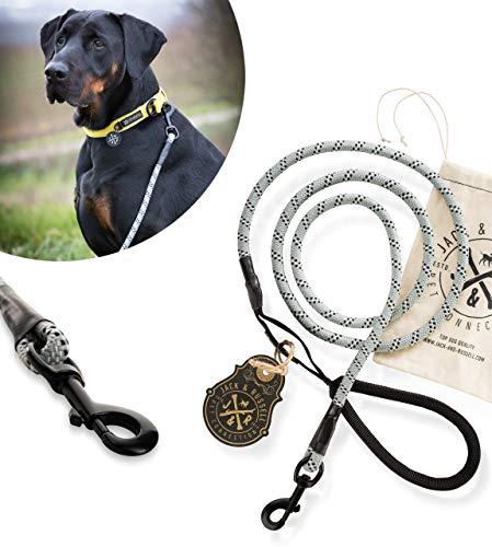 Jack & Russell Correa para Perro Premium Tajo de Cuerda