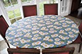 Covers For The Home Fitted Table Cover Daisy Pattern