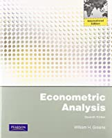 Econometric Analysis: International Edition
