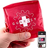 Guardsy Mini First Aid Kit | Compact Small Medical Emergency Survival Kit perfect for Car, Travel, Hiking,...