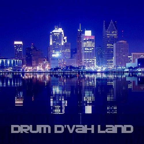 Drum D\'vah Land (Edson Pride Dark Drum Mix)