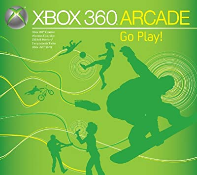 Xbox 360 Console 2009 by Microsoft
