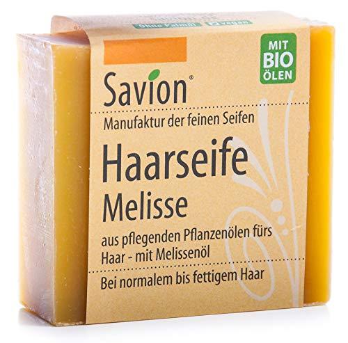 Savion Haarwaschseife Melisse, 85 g
