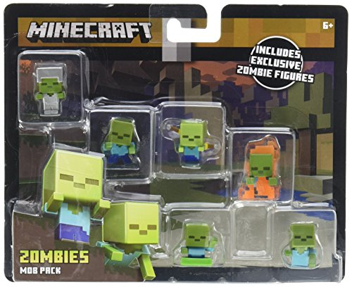 Minecraft Mini Figure Mob Packs