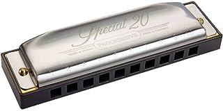 Hohner Harmonica Special 20 en Tonalité G M560086X