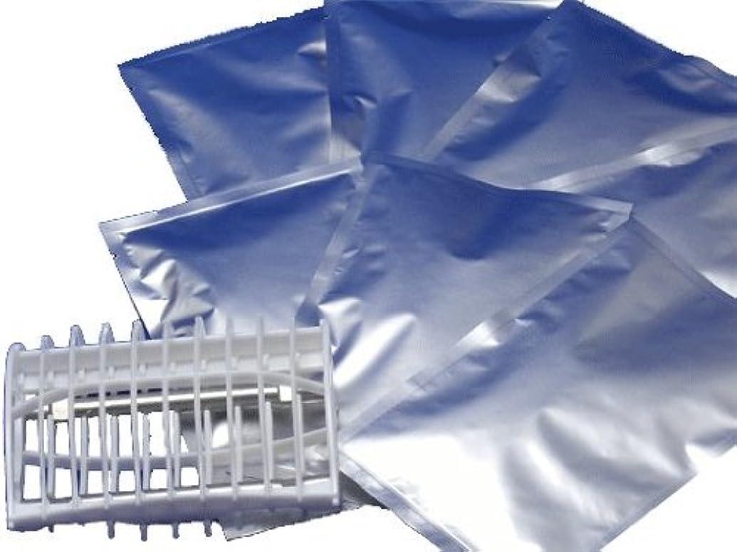 ミリメーター焦げ航空便トルマリン水素 ハイドロゲンバブルバス 7個 専用ケース付 水素風呂
