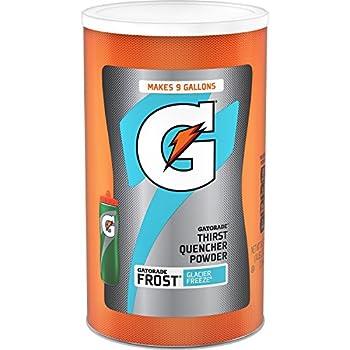 gatorade frost glacier freeze