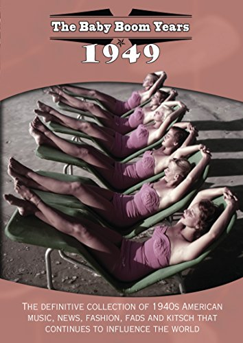 Baby Boom Years: 1949 / (Dol) [DVD] [Region 1] [NTSC] [US Import]