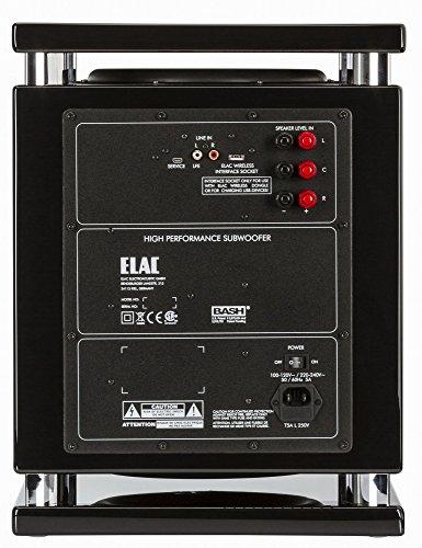 ELAC SUB 2070 Soundbar Schwarz Lack Hochlanz