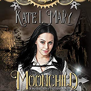 Moonchild audiobook cover art
