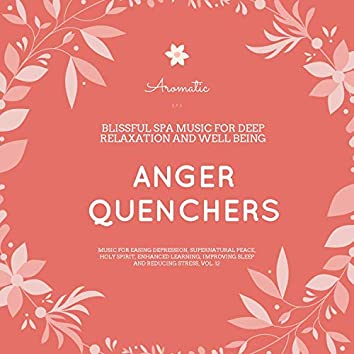 Anger Quenchers (Blissful Spa Music For Deep Relaxation And Well Being) (Music For Easing Depression, Supernatural Peace, Holy Spirit, Enhanced Learning, Improving Sleep And Reducing Stress, Vol. 12)