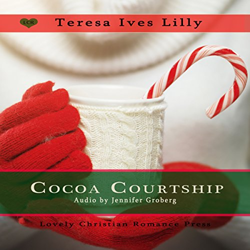 Cocoa Courtship audiobook cover art