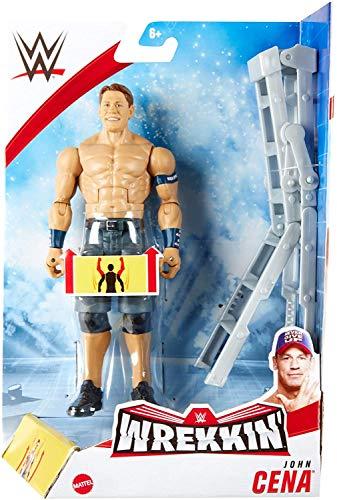 WWE WREKKIN John Cena - Figura de acción (15 cm)