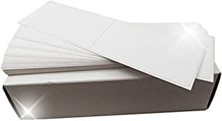 Premium Adhesive Bright White Pitney Bowes 625-0 Compatible Postage Meter Tape, 600..
