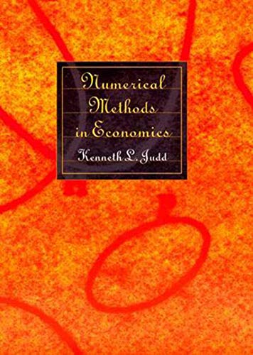 Numerical Methods in Economics (The MIT Press)の詳細を見る