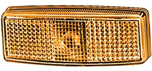 HELLA 2PS 006 717-031 Seitenmarkierungsleuchte - W5W - Anbau - Einbauort: links/rechts